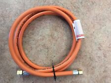 BROMIC 2 Metre LPG GAS HOSE FOR BLOW TORCH
