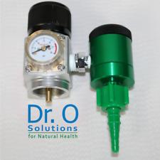Low Flow Oxygen Regulator 132 4 Lm For Disposable Bernzomatic Oxygen Tank