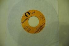 """PREMIATA FORNERIA MARCONI""""SI PUO' FARE-disco 45 giri NR.UNO 1980"""" Ed JB"""