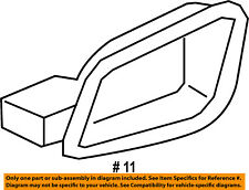 FORD OEM 13-16 Escape-Interior Inside Door Handle Right CJ5Z7822600BH