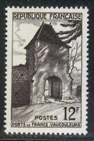 France 1952 MNH Mi 939 Sc 676 Gate of France,Vaucouleurs **