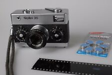 Rollei 35 Tessar 40mm Germany  film tested! working!   -  3090806  -  1759