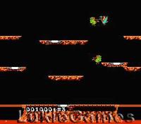 Joust - Classic Fun NES Nintendo Game
