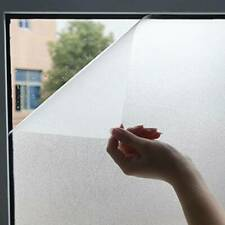 45*100cm Opaque Privacy Frosted Window Glass Sticker Window Stickers Opaque