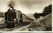 Southern Railway Hastings Express No.935 SEVENOAKS 1930s Photochrom postcard