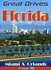 Great Drives: Florida (2013, DVD New)