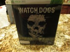 Watch Dogs -- Limited Edition (Microsoft Xbox 360) NEW SEALED FREE SHIPPING