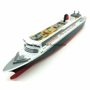 1: 1400 Queen Mary 2 birthday gift metal die casting model ship children's gift