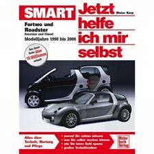 Smart Fortwo/Roadster, Baureihe 450/452 1998-2006 Reparaturanleitung