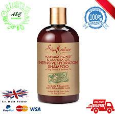Shea Moisture Manuka Honey and Mafura Oil Intensive Hydration Shampoo