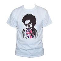 Sid Vicious Skull T Shirt Sex Pistols Punk Rock Goth Graphic Band Tee Unisex