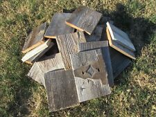 Reclaimed Old Fence Wood Boards - Cut-offs Short Lengths Weathered Barn Wood