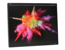 "NEC MultiSync LCD1990FXp-BK 19"" LCD Monitor w/ Power & VGA Cable"