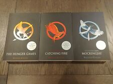 The Hunger Games Trilogy Book set collection by Suzanne Collins Paperback
