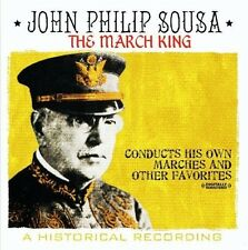 John Philip Sousa - March King [New CD] Manufactured On Demand, Rmst