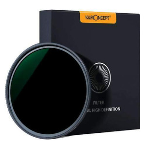 K&F Concept 49mm ND1000 Nano-X PRO 10-Stop ND Filter