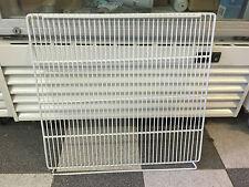 COMMERCIAL DISPLAY DOUBLE DOOR  FRIDGE  STEEL SHELF 530X520MM