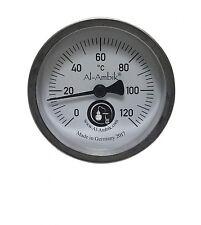 Thermomètre de distillation Al-Ambik® ❀  spécial pour alambics  ❀ Modèle de 6 cm