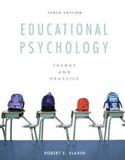 Educational Psychology : Theory and Practice - Robert Slavin - used textbook