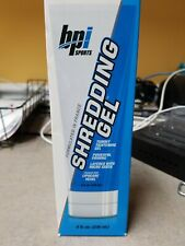 BPI Sports Shredding Gel, Skin Firming, Toning, Muscle Definition, 8 fl. oz