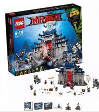 Lego 70617 templo de la última arma de juguete