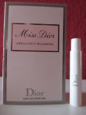 💕 DIOR 💕  Miss Dior ABSOLUTELY BLOOMING ~ ED Parfum Probe NEU OVP