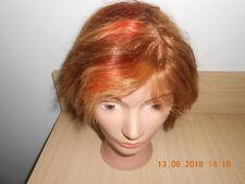 """Belle tête à coiffer  vintage  """" PIVOT POINTE """" mèchée"""