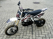ORION Motorrad Dirtbike Motocross Cross Bike | 125 ccm
