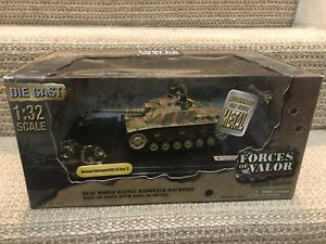 Unimax Forces of Valor 1:32 German StuG III Ausf G W/4 Soldiers, No. 90043