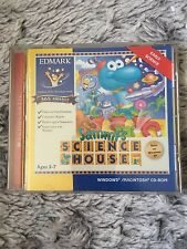 Scholastic Sammy's Science House Windows/Macintosh Cd-Rom Early Science Software