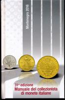 HN MONTENEGRO 2016 Manuale del collezionista di monete italiane con valutazioni