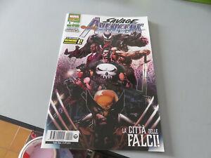 SAVAGE AVENGERS Marvel PANINI COMICS n° 1 -  31 Ottobre 2019