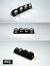 FAROS AUXILIARES RALLY 5 mm - 2 UNIDADES - SCRATCH BUILDING STRATOS FARO LUCES