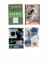 2015 Diamond King Masters of the Game Dwight Gooden Game Used Jersey #20/99