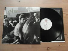 a-ha- HUNTING HIGH AND LOW-SUPERB AUDIO-Warner Bros-EX+ VG VINYL LP 1985