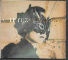 CD DIGIPACK ALBUM 11 TITRES--ENIGMA--THE SCREEN BEHIND THE MIRROR--2000
