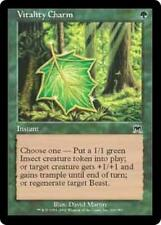 VITALITY CHARM Onslaught MTG Green Instant Com
