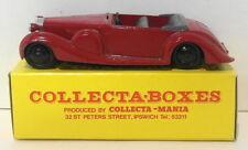 Vintage Dinky 38C - Lagonda Tourer - Red