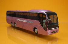 Rietze 74406 MAN Lions Coach L 2015 Bus Copenhagen Coach Dänemark Scale 1 87 NEU