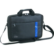 "Lenovo 15.6"" Toploader T2050 Laptop Bag - Black & Blue"
