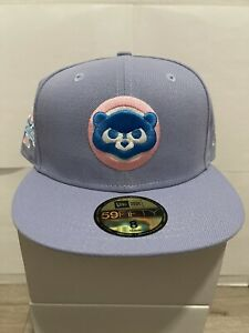 Hatclub Exclusive Sugar Shack Chicago Cubs - Lavender Size 8 1990 All Star Game