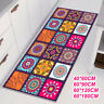 Floor Mat Rugs Non-slip Kitchen Home Bathroom Door Entrance Carpet Bohemian