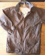 Bushman para Hombre Chaqueta de abrigo por Barbour, fantástica COND color rústico