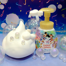 Tokyo Disney Resort Mickey /& Minnie shape hand soap 2set Limited From Japan