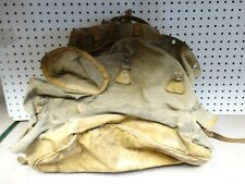 Sac Lafuma French Rucksack Backpack Canvas Metal Frame - needs cleaning