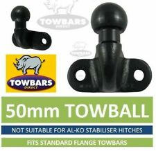 Towball 50mm Standard 50mm EC Approved for Flange Towbars Reg 55 Approved