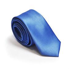 Corbatas, pajaritas y pañuelos de hombre azul de satén