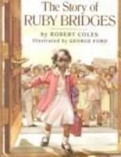 Kids paperback:The Story of Ruby Bridges-Ruby brave to go to school-Civil Rights