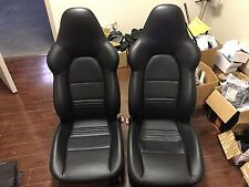 97 05 Porsche Boxster 986 911 996 RECARO Turbo GT3 Hard Back Seats