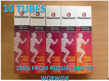 10 Pcs Flekosteel Balm for muscle joints high loads from Russia FreeShipPing!